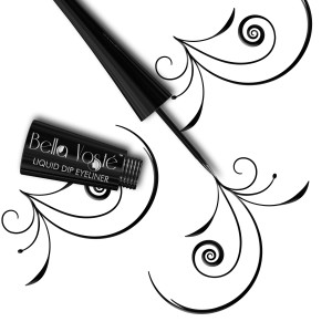 BLACK DALE (01), LIQUID DIP EYE-LINER, 4 ml