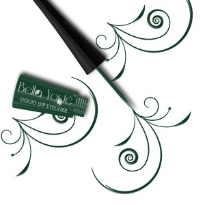 GLAZED GREEN (04), LIQUID DIP EYE-LINER, 4 ml