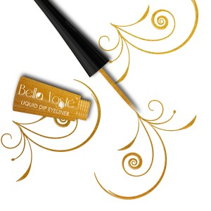 GLOSSY GOLD (05), LIQUID DIP EYE-LINER, 4 ml